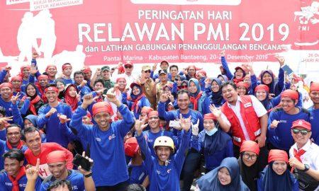 Bantaeng Tuan Rumah Hari Relawan PMI Sulsel