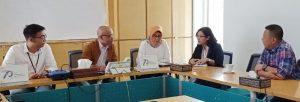 Kunjungi PT Garuda Indonesia, Bupati Minta Penerbangan Makassar-Selayar Dibuka Kembali