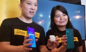 Realme Buds Air Diperkenalkan di Makassar, Ini Keunggulannya