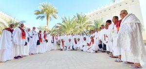 Jamah Umrah Sisi Tour Melaksanakan Tawaf dan Sai