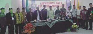 Muslimin Bando Dukung Pelatihan Mubalig di STKIP Enrekang