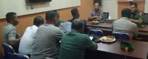 Indahnya Kebersamaan Sinergitas, Kolaborasi Polri-TNI