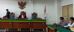 Hakim Pengadilan Tolak Praperadilan Prof. Dr Marthen