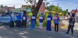 Persakmi Lutra Bagikan Ribuan Masker di Tiga Kecamatan