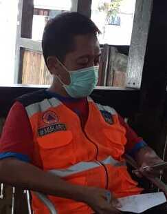 dr. Muh Aris; Di Kolaka 3.106 Orang Sudah di Rapid Tes