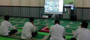 UMI Launching Penerimaan Maba 2020, Diawali Zikir dan Doa Bersama
