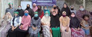 PKM Politani Gelar Pelatihan Penggilingan Daging Bakso di Jawi-jawi