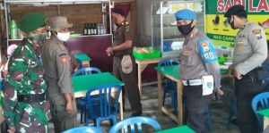 Kasat Narkoba Pimpin Operasi Yustisi Prokes Covid-19 di Lutra