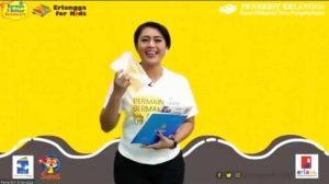 Erlangga For Kids Webinar Bermain yang Bermakna Bagi Anak Usia Dini