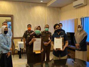 Sinergi Layanan Tilang dan Kepatuhan Peserta JKN-KIS Siap Diberlakukan di Makassar