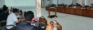 Banggar DPRD-TPAD Majene Bahas Sinkronisasi Belanja RAPBD 2021
