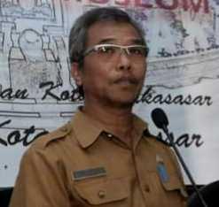 Agus Djaja Said Ditunjuk Jadi Plt Kepala Dinkes Makassar