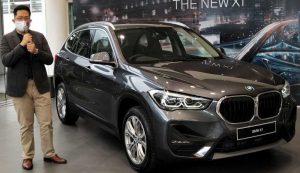 BMW Astra Makassar Luncurkan New BMW X1 sDrive18i, Target Penjualan 50 Unit di 2021
