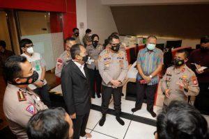 Walikota Danny Dukung Langkah Polda Sulsel Terapkan ETLE