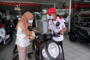 AHASS Asmo Sulsel Beri Layanan Gratis Cek Motor Honda