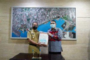 Dukung Makassar Recover, Pegadaian Tanda Tangani Kesepakatan dengan Pemkot Kota Makassar