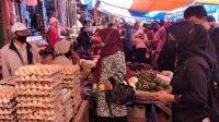 Jelang Idul Fitri, Stok Ketersediaan Pangan Strategis Diseluruh Pasar Terpantau