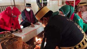 Fahsar Padjalangi Ziarah Makam Raja Bone di Tallo