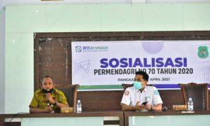 Dalami Regulasi Terbaru Kepesertaan JKN-KIS, Kasubag Keuangan dan Bendahara Gaji Ikut Sosialisasi