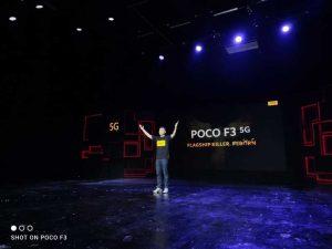 "POCO F3 5G Hadir untuk Merayakan Kelahiran Kembali ""Flagship Killer"""