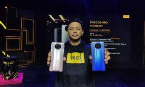 POCO X3 Pro Diluncurkan di Indonesia