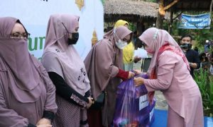 PT. Baruga Asrinusa Develompent Gelar Buka Puasa Bersama 1000 Anak Yatim