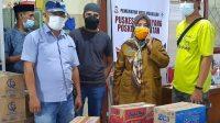 AUHM Salurkan Bantuan ke Korban Kebakaran Tinumbu