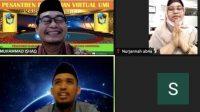 Pesantren Ramadan Virtual UMI Bahas Makna dan Refleksi Diri