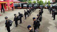 Brimob Bone Siap Amankan Perayaan Idul Fitri dan Kenaikan Isa Al Masih
