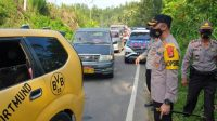 Hari ke-6 Operasi Penyekatan, 46 Unit Kendaraan Diarahkan Putar Balik