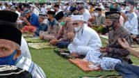 Khatib Idul Fitri di Lapangan Prasamya Majene Ajak Jamaah Doakan Warga Palestina