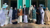 Keharuan Warnai Idul Fitri di Masjid Al Adewiyah Kompleks Perumahan UMI