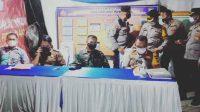 Kapolres dan Unsur Forkopimda Pantau Pos Pengamanan Idul Fitri