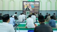 Idul Fitri di Masjid Nurul Iman Menara UMI, Khatib Bahas Ibadah Sosial
