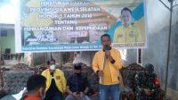Bertemu Warga Bontoa, Sofyan Syam Sosialisasi Perda Pembangunan Kepemudaan