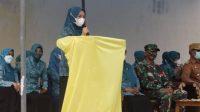 Ketua TP- PKK Selayar Evaluasi Program Pokok PKK di Kecamatan Pastim