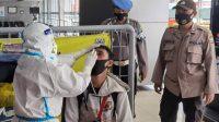 Polres Pelabuhan Rapid Antigen Gratis Panumpang Kapal