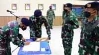 Cegah Penyalahgunaan Jabatan, Komandan Unsur Satrol Lantamal VI Tandatangani Pakta Integritas