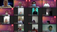 Patuh tak Mudik, Ratusan Konsumen Honda Lepas Rindu Via Silaturahmi Virtual