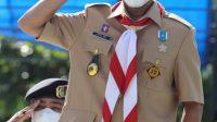 Wabup Saiful Arif Irup Peringatan Hardiknas di Selayar, Ini Harapannya