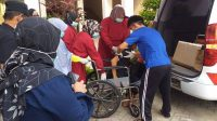 Tiga Pekan Dirawat dan Sembuh, Warga Asal Subang Dipulangkan ke Kampungnya di Jateng
