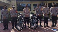 Kapolres Enrekang Serahkan Dua Motor Operasional ke Bhabinkamtibmas