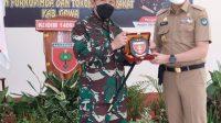 Sinergitas Pemda - TNI Dukung Kemajuan Pembangunan Daerah