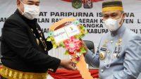 HUT ke-18 Lutim, Bupati Budiman Paparkan Program Prioritas