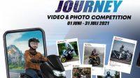 MAXI Yamaha Journey Tawarkan Hadiah IPhone 12 dengan Foto Bareng MAXI Yamaha