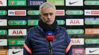 Resmi Latih As Roma, Mourinho Hanya Dibayar Tottenham Spurs Rp30 Miliar