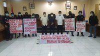 Hardiknas dan Hari Buruh Diwarnai Demo PERKARA