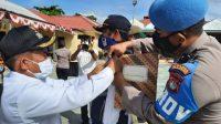 Polres Majene Apel Gelar Pasukan Operasi Ketupat