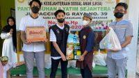 Amaliah Ramadan, Dokter Muda FK UMI Salurkan Bantuan di Panti Asuhan