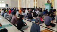 Selain Kontrol Protokol Kesehatan, Kapolres Syiar Ramadhan di Masjid Al-Ikhwan Sudu